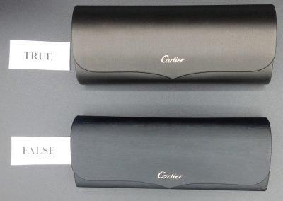 Packaging Cartier vs falso 6