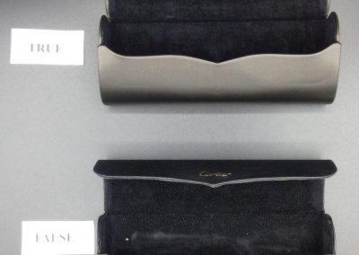 Packaging Cartier vs falso 7